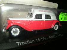 1:43 Ixo Citroen Traction 15 Six RMC 1952 VP