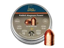 H&N SPORT RABBIT MAGNUM POWER PCP rifles 5.5 mm .22 200 pcs. Air rifle Pellets