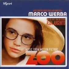 Marco Werba: Zoo (New/Sealed CD) Asio Argento