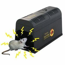 ELECTRONIC RAT TRAP, Rat Zapper, ELECTRIC Mouse / trappola, antiparassitari Misura