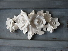 BEAUTIFUL DECORATIVE ORNATE FRENCH COUNTRY STYLE FURNITURE/ FIREPLACE MOULDINGS