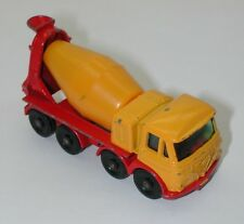 Matchbox Lesney No. 21 Foden Concrete Truck oc9987