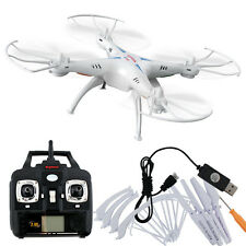 Free Shipping X5S-1 2.4Ghz 4CH 6-Axis Gyro RC Quadcopter Drone W/ 2MP Airplanes