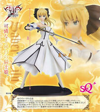 Banpresto SQ Fate Stay Night Unlimited Codes Saber Lily PVC Figure FM1213