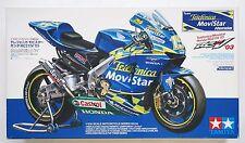 TAMIYA 14094 1/12 Telefonica Movistar Honda RC211V 2003 MotoGP scale model kit