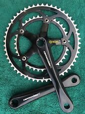 Cannondale EX Crank SET NEW gleaming, with original rings Full forged SUGINO!!