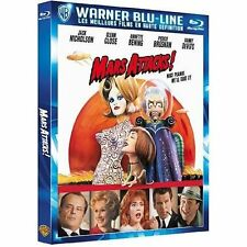 Mars Attacks! - Tim Burton (Glenn Close) DEUTSCH  BLU-RAY NEU OVP