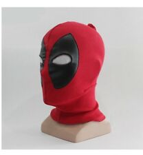 Deadpool Mask Halloween Costume SALE Face Cosplay Movie Ryan Reynolds Adult NEW