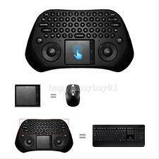 2.4GHz Wireless Air Mouse Keyboard Remote Control Touchpad Andriod PC Smart TV