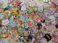 SALE Grab Bag 90 cute kawaii flake sack stickers sweets panda san-x rilakkuma
