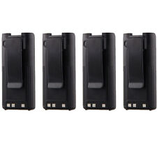 4X BP-210N BP-222N Battery for ICOM IC-A6 IC-A24 IC-V8 IC-V82 IC-U82 Radio