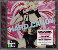 Madonna-Hard Candy cd Album