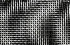 Insect Screen Flyscreen Flywire Stainless Steel  Black 910mm x 30M Bushfire Safe