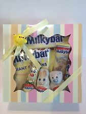 Milkybar NESTLE White Chocolate Easter / BOX COMPLEANNO REGALO / ostacolare