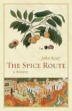 The Spice Route: A History (California Studies in Food and Culture)-ExLibrary