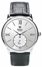 Royal London Mens Watch 41041-01 New With Tags