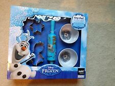 Disney FROZEN OLAF 5-PC Tiny Chef Cookie Bake Set Cookie Cutters 3+  NIP