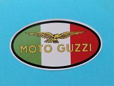 MOTO GUZZI MOTORCYCLE Vinyl Decal Sticker TRIUMPH HARLEY DAVIDSON BSA ariel hog
