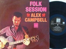 Alex Campbell~Original UK LP Folk session NM 1964 Scottish Folk