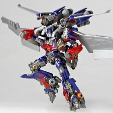 Legacy of Revoltech Optimus Prime Jet Wing TRANSFORMERS Action Figure