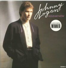 Johnny Logan - Hold Me Now / Living A Lie (Vinyl-Single 1987) Eurovision Winner!