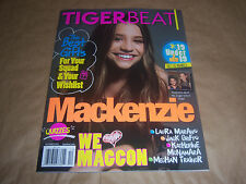 Tiger Beat Magazine December 2016 Mackenzie Ziegler