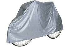 RALEIGH BIKE RAIN COVER DURABLE PVC GREY SUITS ADULT & KIDS BIKES 47% OFF RRP