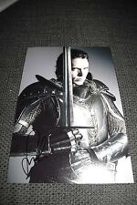 "SAM CLAFLIN signed Autogramm auf ""SNOW WHITE AND THE HUNTSMAN"" Foto InPerson"