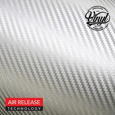 3D plata de Fibra de Carbono Adhesiva Vinilo Fablon-Aire Release-Rollo 1.5m de ancho
