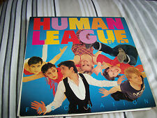 "The Human League - Fascination - 12 "" Single"