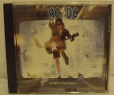 AC/DC :  BLOW UP YOUR VIDEO - 10 TRACK CD, AUSTRALIAN RELEASE, 465252 2