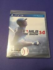 MLB 14 The Show PS3  NEW