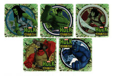 15 The Avengers Incredible Hulk Smash Stickers Party Goody Loot Bag Favor Supply