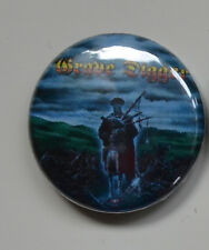 GRAVE DIGGER Tunes Of War Button (o263) 162529
