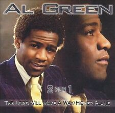 Lord Will Make a Way/Higher Plane by Al Green *New CD*
