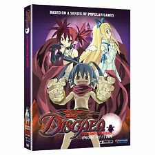 Disgaea . The Complete Series . Anime . 2 DVD . NEU . OVP