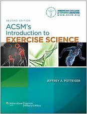 ACSM's Introduction to Exercise Science by American College of Sports...