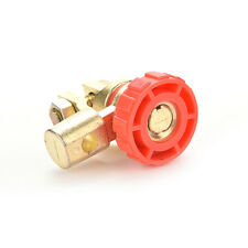Turn Off Disconnect Cut-off Switch Red Battery Terminal Link Switch Car