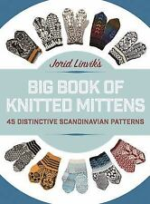 Big Book of Mittens Scandinavian Patterns, NEW Book