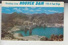 Greetings from Hoover Dam  Boulder City NV Nevada
