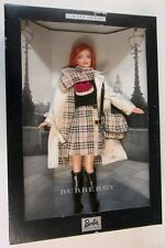 Burberry Barbie Doll (Limited Edition) (NEW)