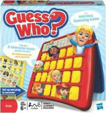 Guess Who? Classic Original Family Board Game from Hasbro Gaming 05801