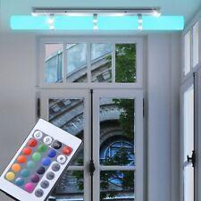 RGB LED Wand Decken Leuchte Wohn Zimmer Beleuchtung dimmbar Fernbedienung Lampe