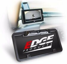 Edge License Plate Mount Back-Up Camera 98202 For Use With Edge CTS & CTS2 Black