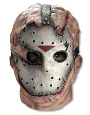 Friday The 13th Traje Accesorio, Para Hombre Jason Voorhees Completa Máscara Estilo 1