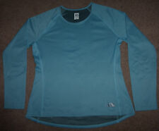 The North Face VaporWick Long-Sleeved Crew Base Layer Shirt, Women's L