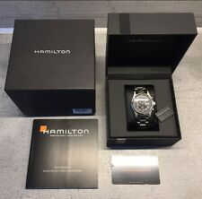 Hamilton Khaki Field Chrono watch 38mm H71416137