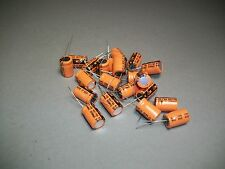 Lot of 70 Vishay Sprague 503D Capacitor 68 uF 63 V - Craft Jewelry - New