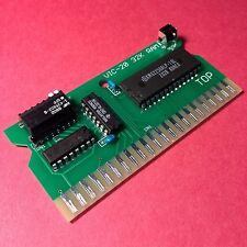 COMMODORE VIC-20 3K 8K 16K 24K 32KB SELECTABLE RAM EXPANSION + RESET. TESTED!