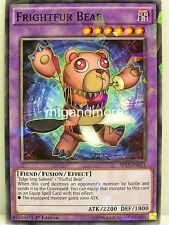 Yu-Gi-Oh - 1x Frightfur Bear - SP15 - Star Pack ARC-V - Starfoil Rare